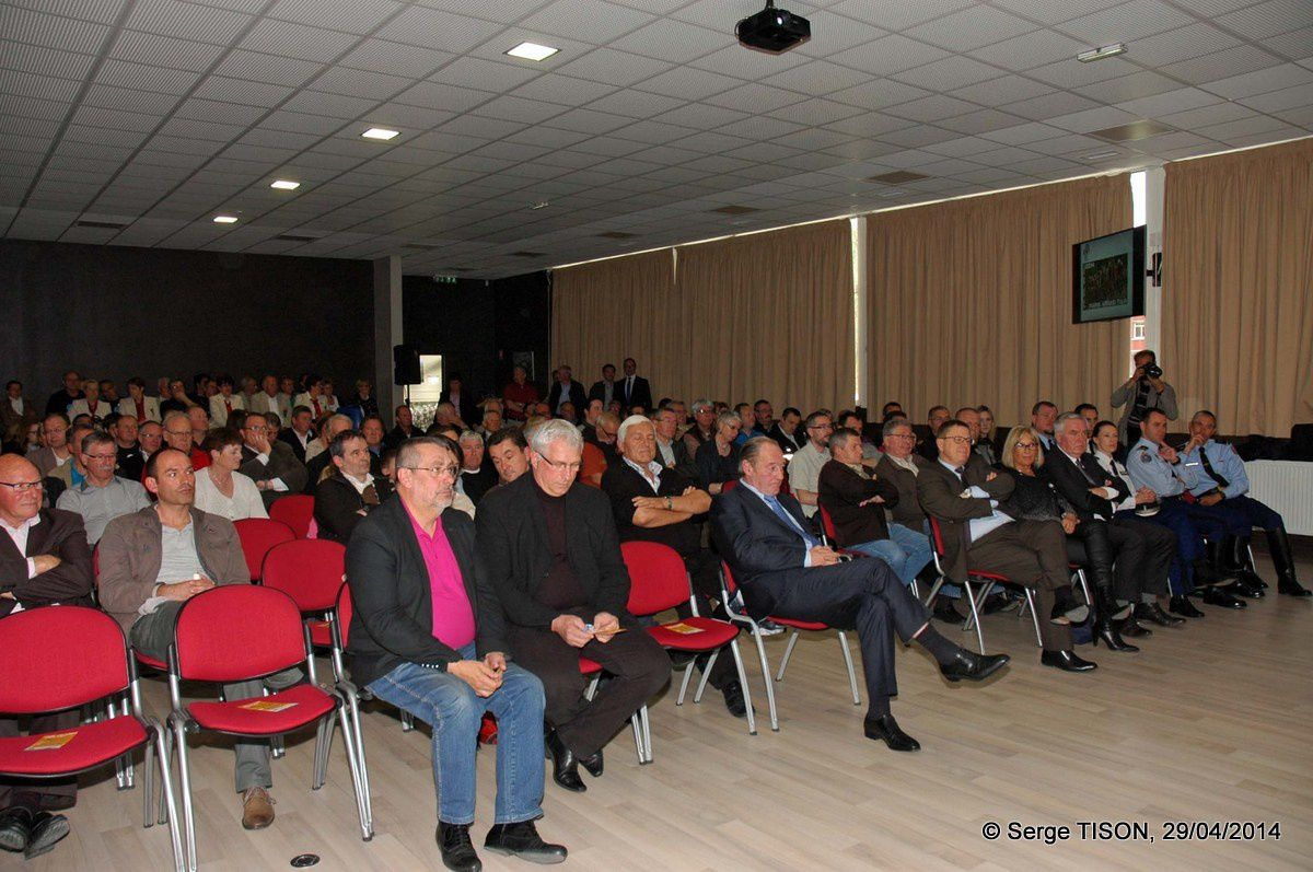 Album - 2014 04 29 PRESENTATION OFFICIELLE