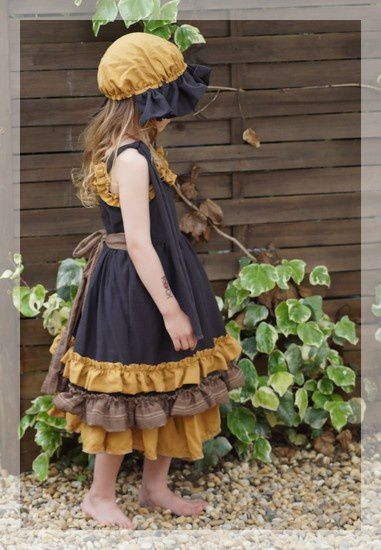 robe a froufrous 2