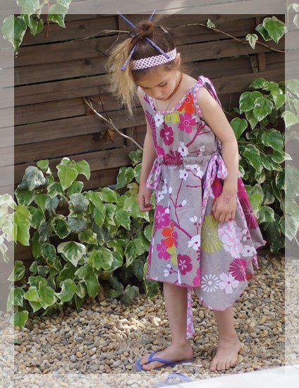 robe fleuri japon 4