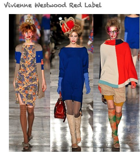 fashion ballyhoo - vivienne westwood red label fall2011 fas