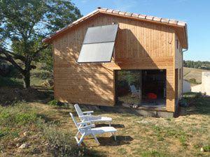 La maison bois de nous : SUD