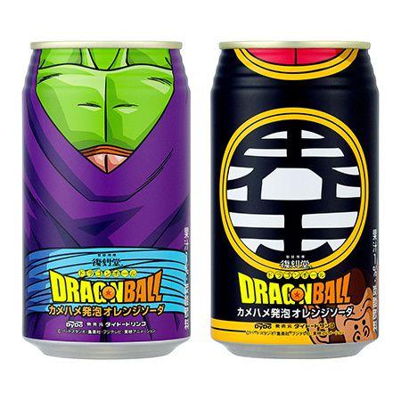 ドラゴンバールソーダ - Piccolo+Kaio
