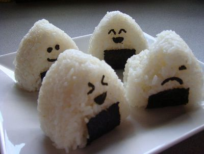Hello Japan - 4 onigiri lol