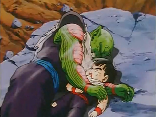 Hello Japan - DBZ Yaoi Screenshot