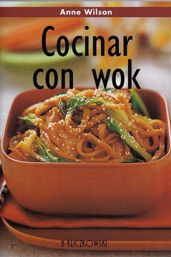Descarguen el libro cocinar con wok el blog de - Cocinar con wok en vitroceramica ...