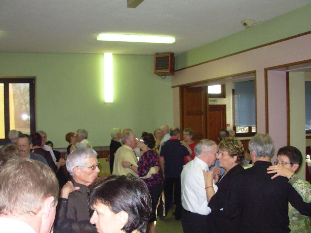 Thé dansant de l'Association, le 19 février 2012 à Jourgnac
