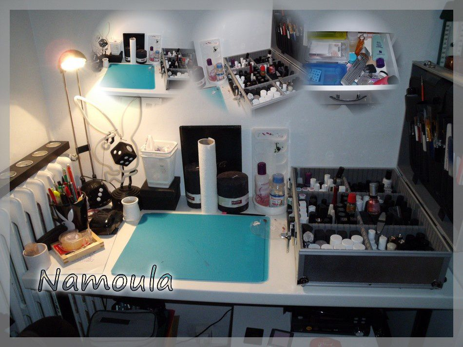table nail art et repertoire de mes vernis le blog de nam0ula. Black Bedroom Furniture Sets. Home Design Ideas