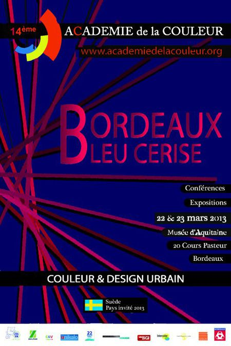 14 me acad mie de la couleur bordeaux conf rence sur la couleur du vin le blog de fran ois. Black Bedroom Furniture Sets. Home Design Ideas