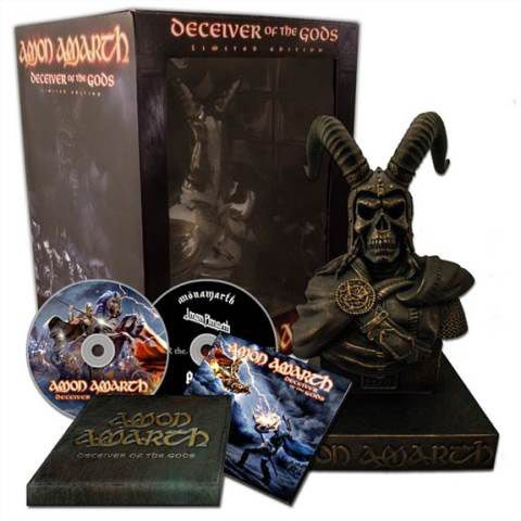 Deceiver of the gods-deluxe