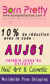 coupon reduction BornPretty