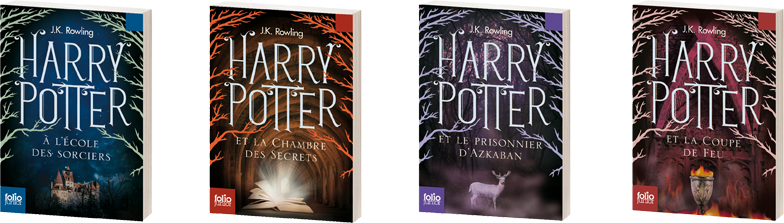 Reedition De La Saga Harry Potter En Version Poche Avides