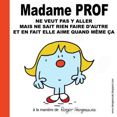 mme Prof