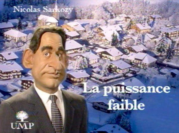 affiche sarkozy campagne 2007 2