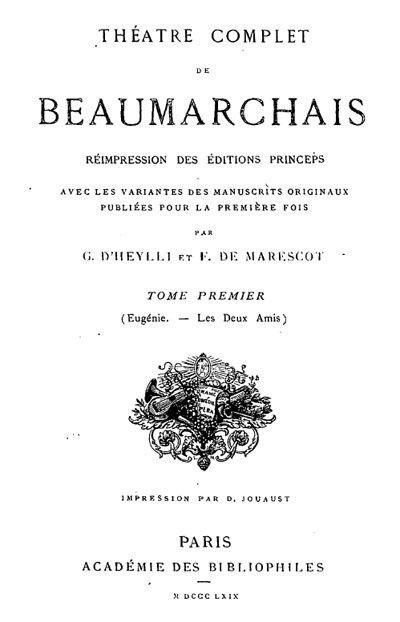 beaumarchais-theatre-complet