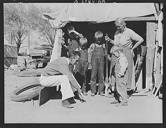 Migrant Workers 1930s