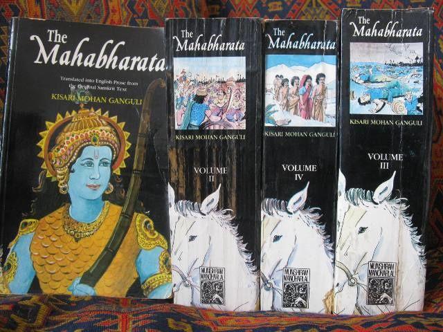 mahabharata Krisna Arjuna