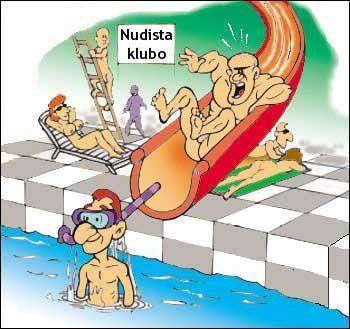 Danger nudiste