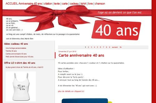 Carte D Invitation Anniversaire 40 Ans Texte Coleteremelly Official