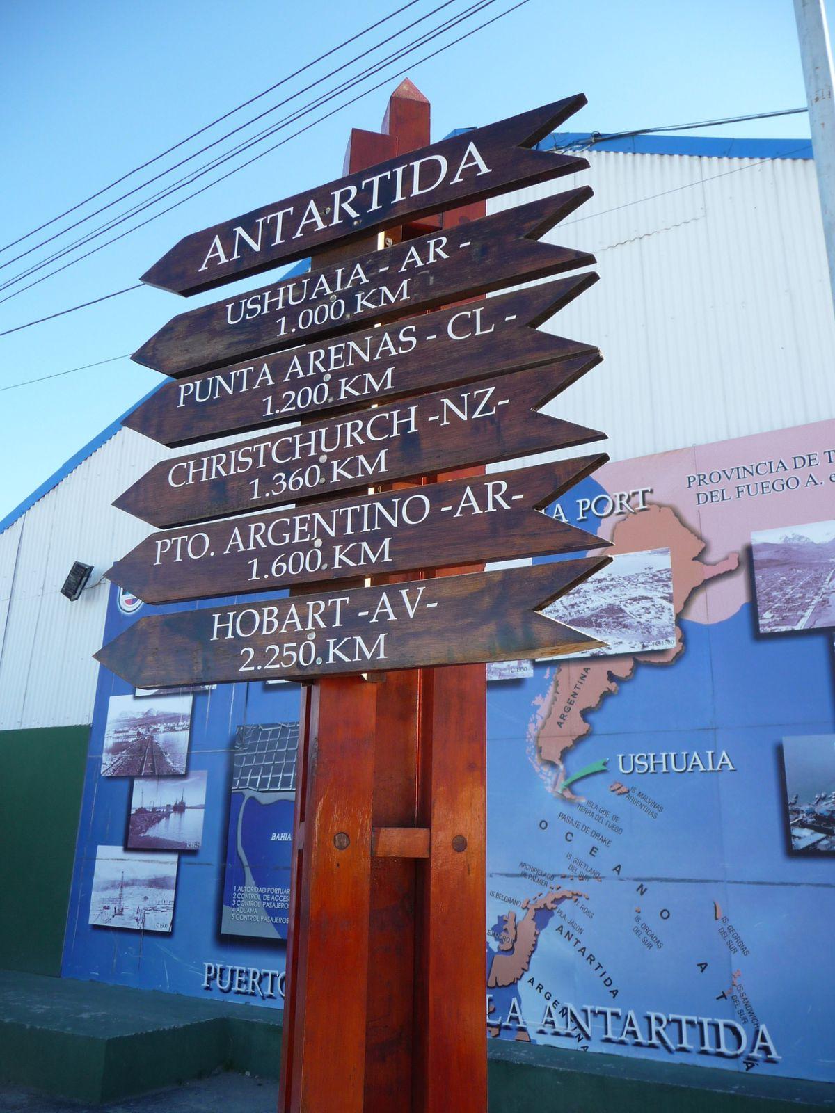 Album - Argentine Ushuaia