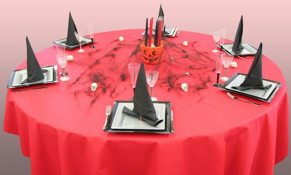 Une nouvelle d coration de table pour halloween for Decoration de table halloween
