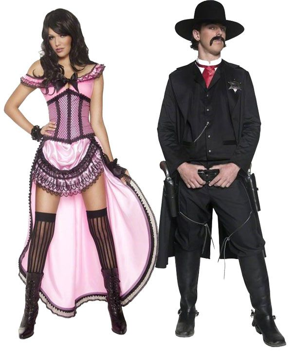 costumes far west femme. Black Bedroom Furniture Sets. Home Design Ideas