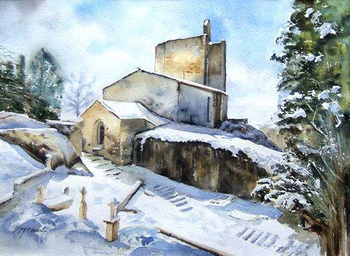 neige - Vals farail