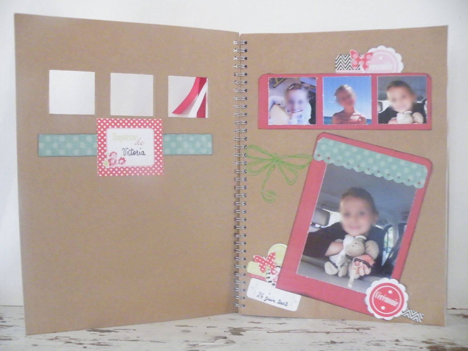 Album Decoration Pour Bapteme Christelle Saugez Allanic
