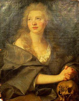 Madeleine Rigaud avant restauration