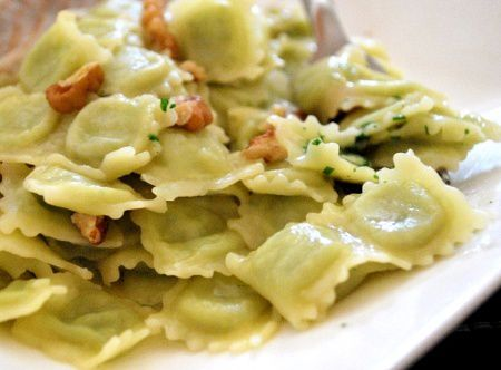 ravioles plat