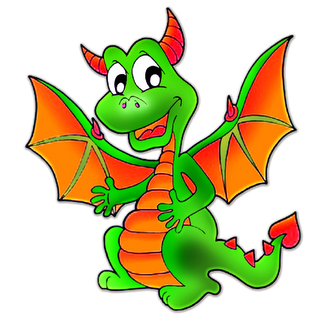 Baby-Dragon-Cartoon-Clip-Art 105