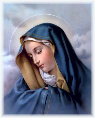 La-Vierge-Marie