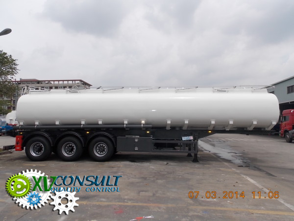 Semi citerne 36000 Litres 3 axes H