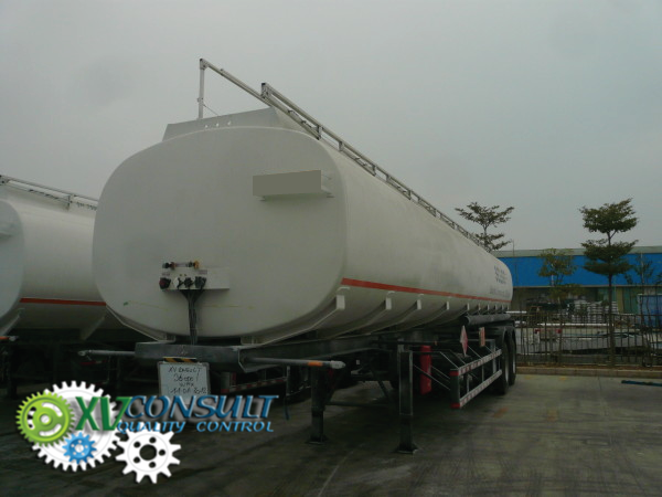 FUEL SEMI TRAILER TANKER 36000 LITERS CHINA AFRICA ENG