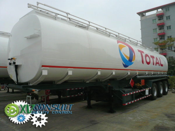 FUEL SEMI TRAILER TANKER 45000 LITERS CHINA AFRICA ENG
