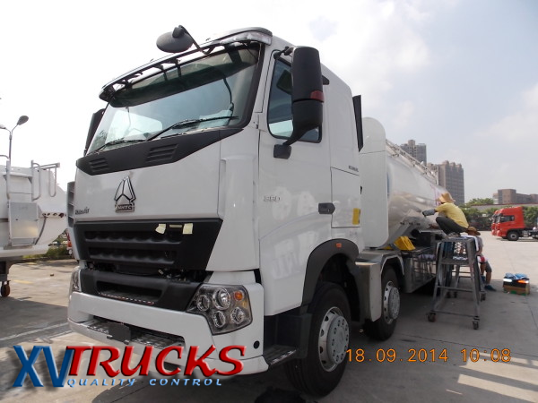 CAMION CITERNE HOWO 6X4 8X4