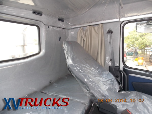 Camion citerne Sinotruk Howo A7 380 - 8X4 I