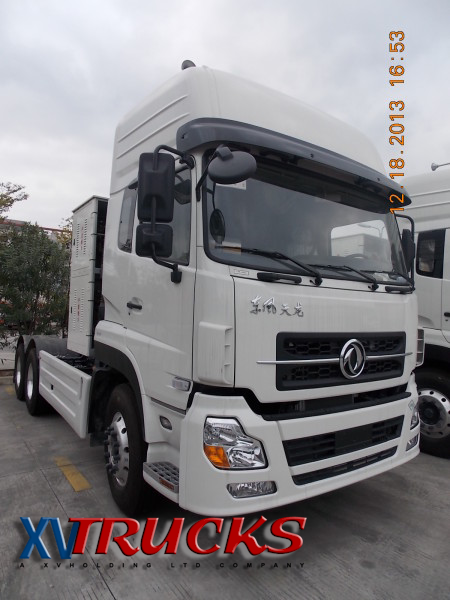 Camion Dongfeng 6x4 export chine J