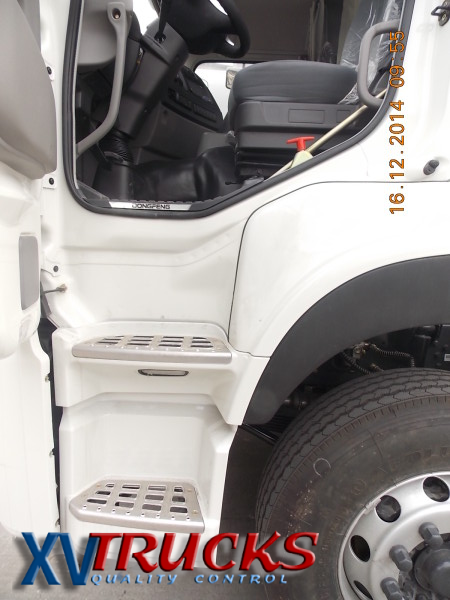 Dongfeng 6x4 tanker M