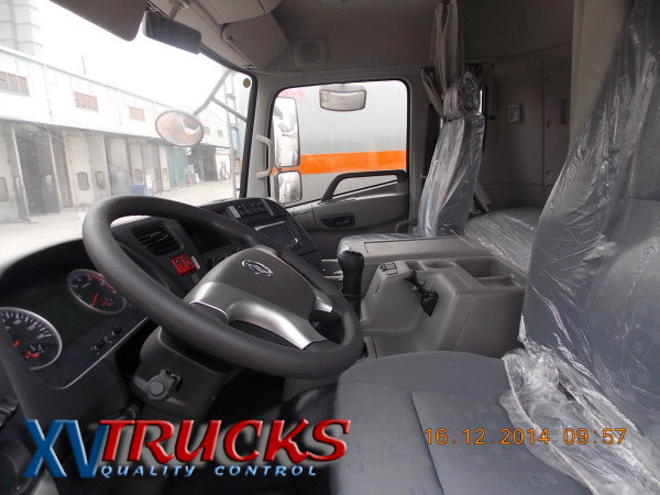 Dongfeng 6x4 tanker O