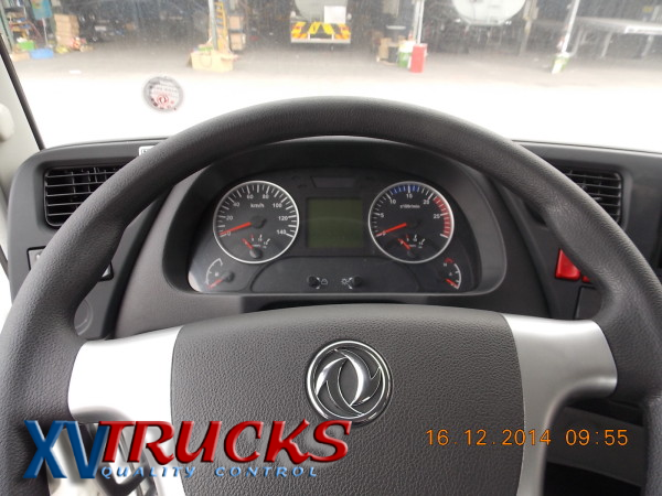Dongfeng 6x4 tanker P