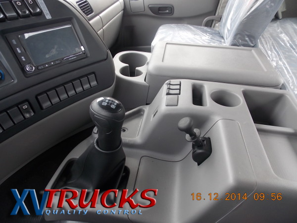 Dongfeng 6x4 tanker S