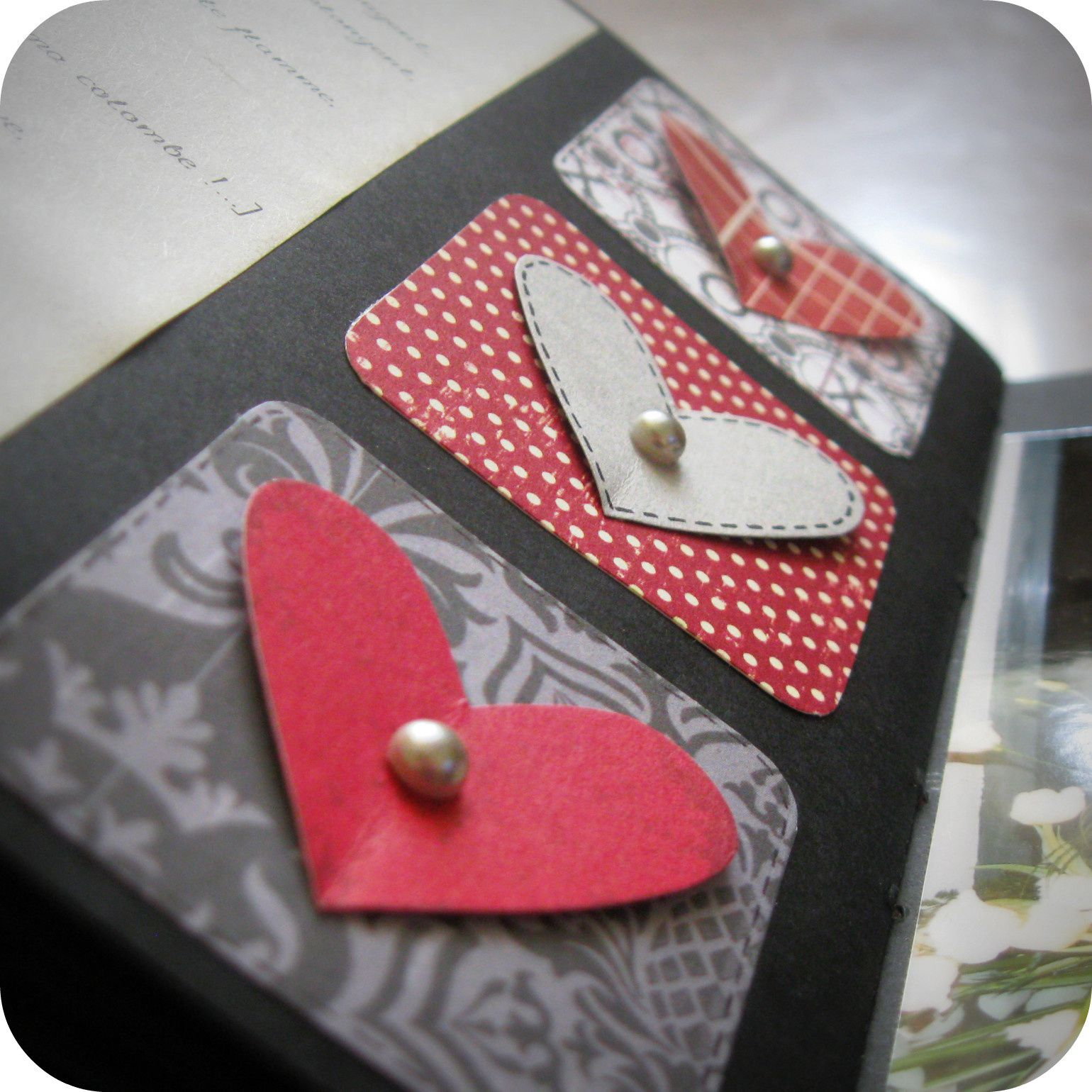 scrapbooking amour