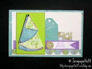 Scrapepette54 Carte sketch card chez Scrap Inès