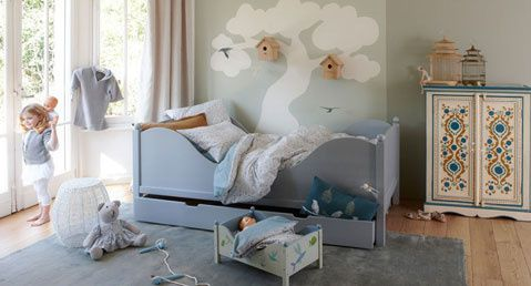 inspiration chambre enfant tendance. Black Bedroom Furniture Sets. Home Design Ideas