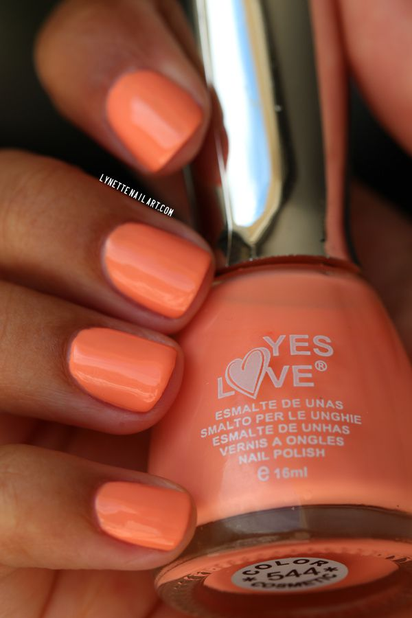 Yes Love 544 (CORAIL) 1
