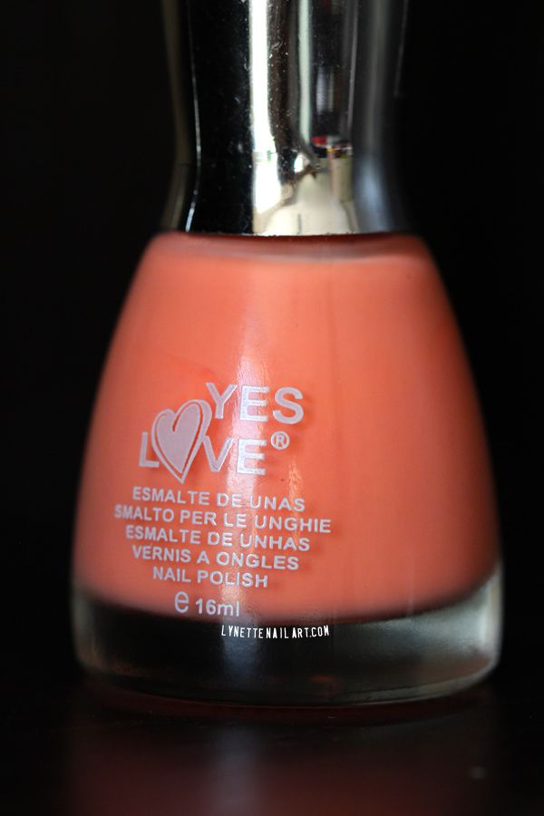 Yes Love 544 (CORAIL) 4