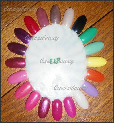collection carozibouxy vernis ELF (2)
