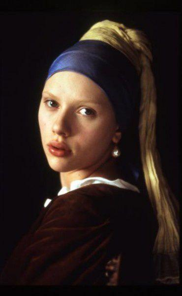 la jeune fille à la perle-film