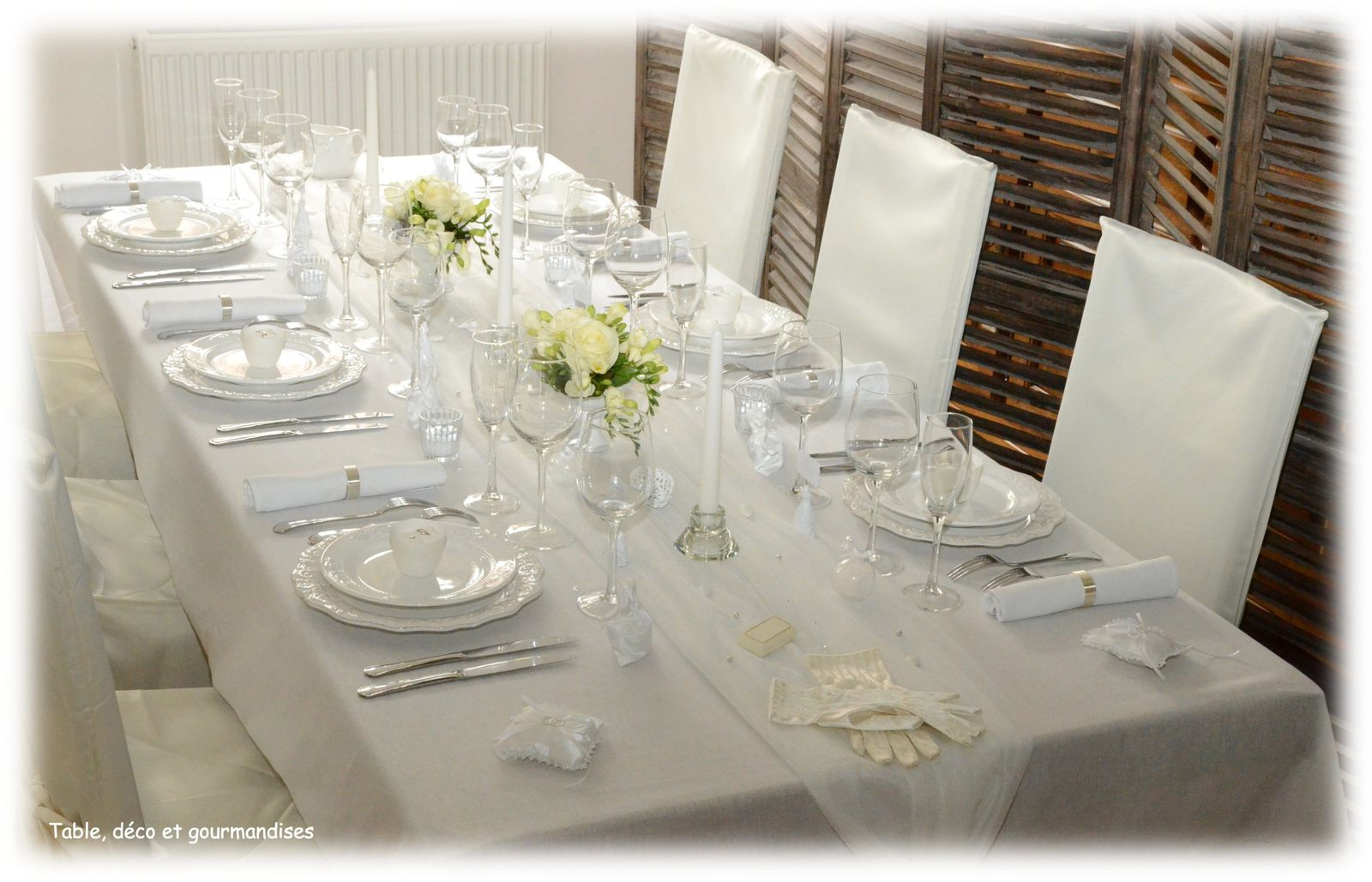 D Coration Tables De Mariage Fashion Designs