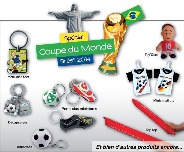 goodies coupe du monde de football